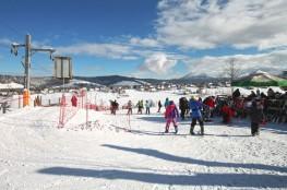Murzasichle Atrakcja Stacja narciarska Budzowy Wierch