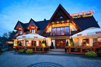 Zakopane Restauracja Restauracja Góralski Dworek